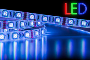 LED High Lumen Flex Strips